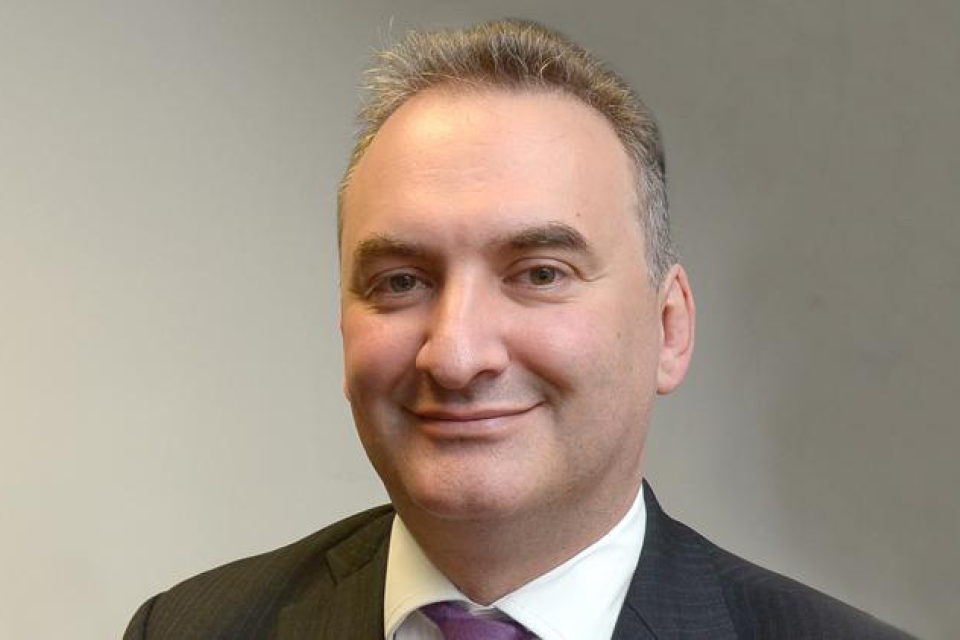 Chris Wormald, Permanent Secretary – Department for Health