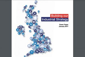 Front cover of Building our Industrial Strategy Green Paper