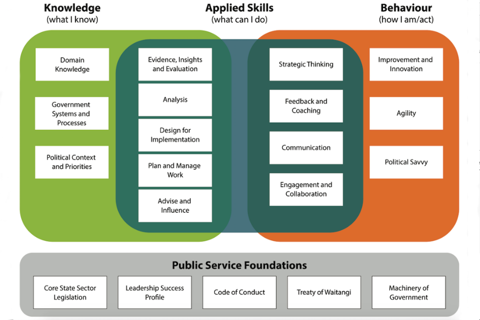 Policy skills graphic