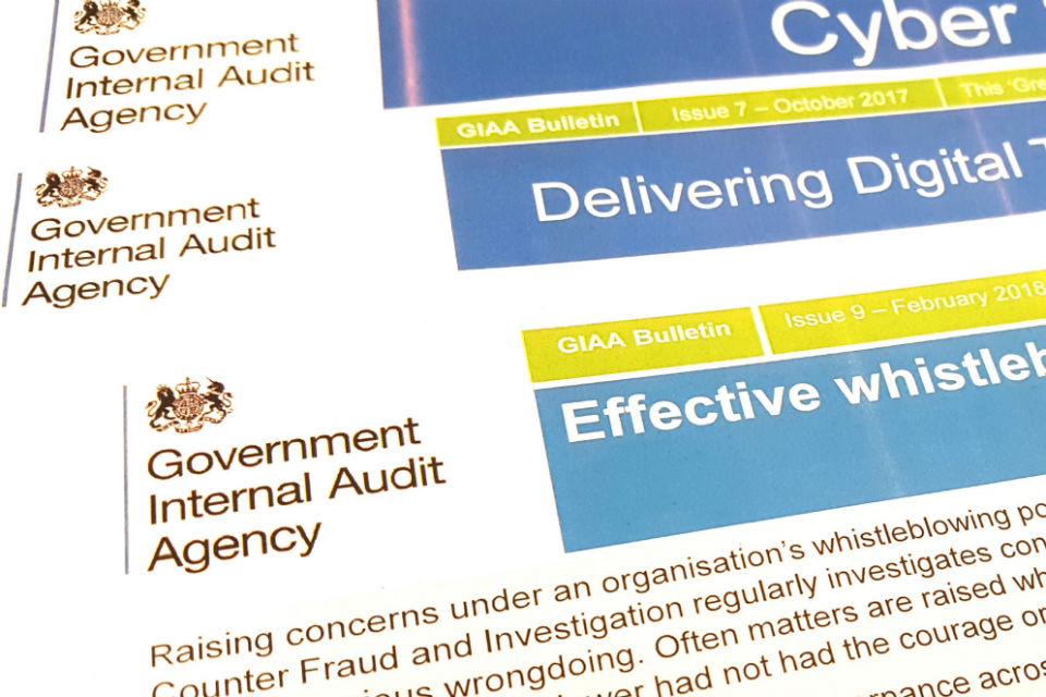 Looking at Internal Audit through a new lens - Civil Service Quarterly