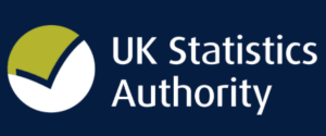 Logo of the UK Statistics Authority