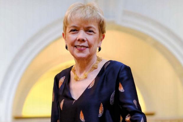 Portrait image of Dame Sue Owen