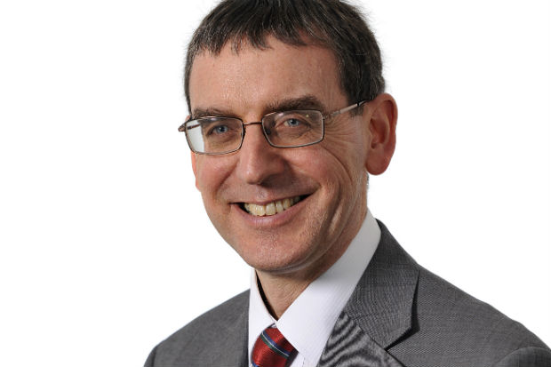 Head and shoulders photo of John Pullinger