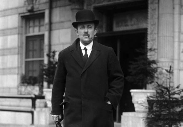 Sir Maurice Hankey, from 1916 to 1938, Secretary to the Committee of Imperial Defence and Cabinet Secretary